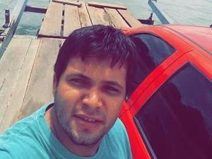 breno Diego jovem eletrocutado  (Foto: arquivo pessoal )