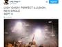 Lady Gaga anuncia single de retorno e fãs vão à loucura na internet