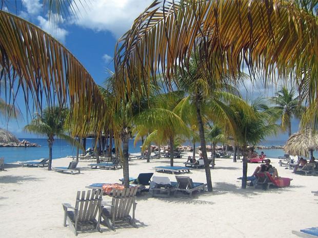 Curaçao 8 (Foto: Leandra Felipe/G1)