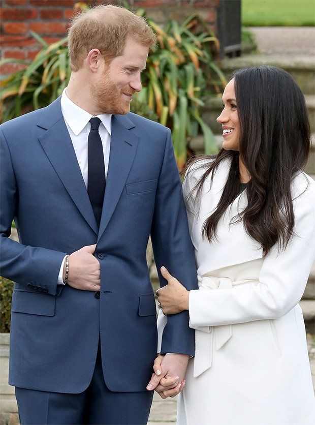 Príncipe Harry e Meghan Markle (Foto: Chris Jackson/Getty Images)