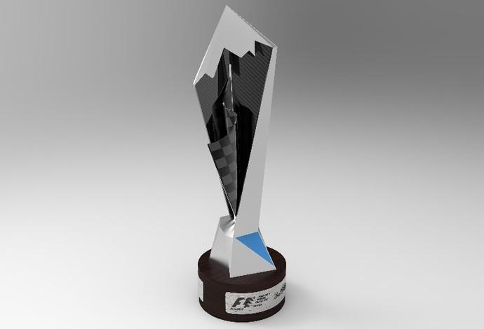 Troféu do primeiro GP da Rússia na história da Fórmula 1 é revelado ... e7fd4ce66127d