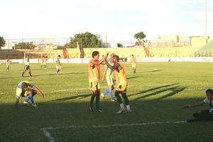Barretos treino para 4ª Divisão do Campeonato Paulista (Foto: Roberto José / Barretos Esporte Clube)