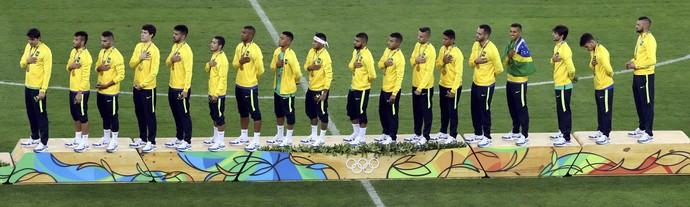 Brasil x Alemanha (Foto: Reuters)
