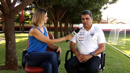 Diretor do Atlético-GO inicia conversas para saída de atletas que não agradaram