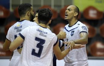 Rádio Clube/AVP vence a segunda na Taça Prata e está perto da Superliga B