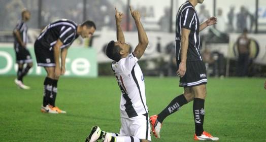 sorte grande (Paulo Fernandes/Vasco.com.br)