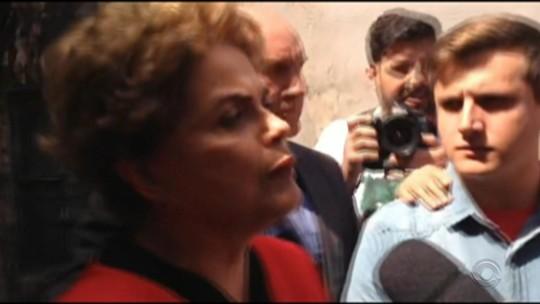Investigação sobre confusão em votação de Dilma é encaminhada à PF