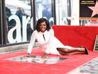 Viola Davis ganha estrela na Calçada da Fama de Hollywood