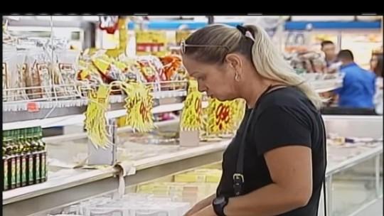 Vigilância já recolheu mais de 550 kg em produtos impróprios em Uberaba