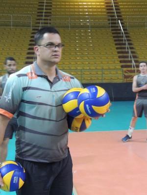 Paulo Martins vôlei (Foto: Asssessoria do Montes Claros Vôlei)
