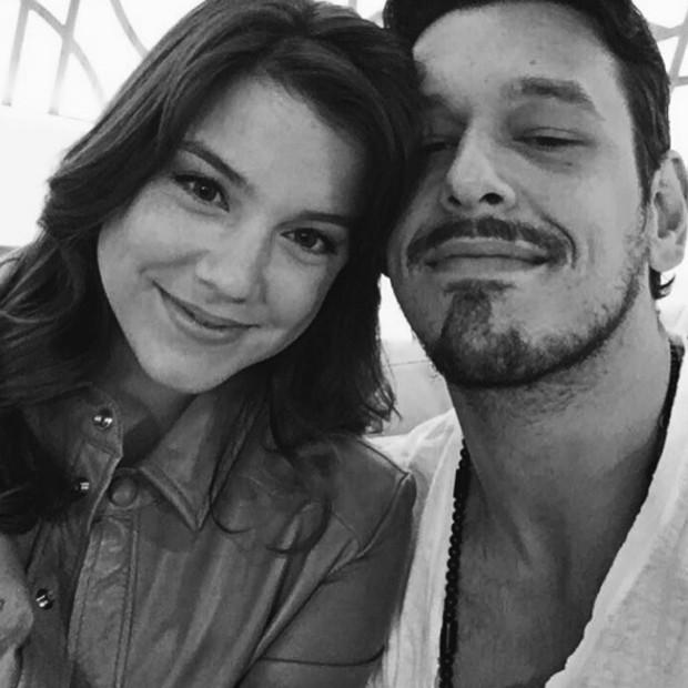 Alice Wegmann e João Vicente de Castro (Foto: Reprodução/Instagram)