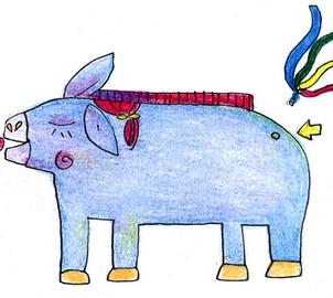 Ilustração rabo de burro (Foto: Crescer)