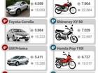 Veja 10 carros e 10 motos mais vendidos em março de 2016