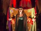 Inês Peixoto volta aos palcos com 'Os gigantes da montanha', em BH