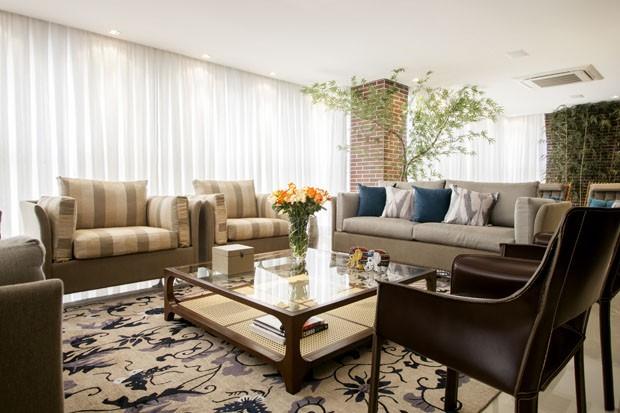 Apartamento Deborah Basso (Foto:  J. Vilhora/ divulgação)