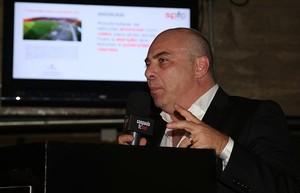 Douglas Schwartzmann, vice-presidente de comunicação e marketing do São Paulo (Foto: Rubens Chiri / São Paulo FC)