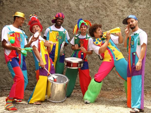 Banda Bloquinho desfila no sábado (15), na Vila Madalena (Foto: Dudu Fernandes/Divulgação)