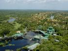 Hotel de selva Ariaú vai a leilão para pagar dívida com a Petrobras, no AM