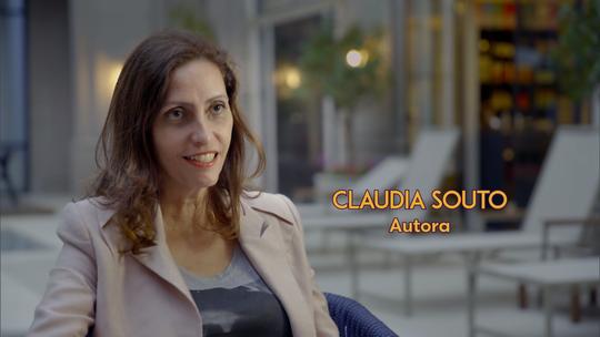 Claudia Souto apresenta 'Pega Pega': 'É um elenco dos sonhos'