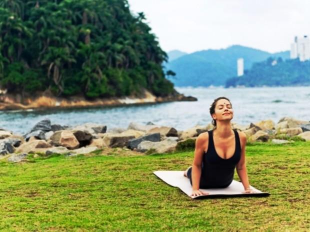 Juliana Goes faz sucesso na internet com aplicativo 'Zen' (Foto: Divulgação)