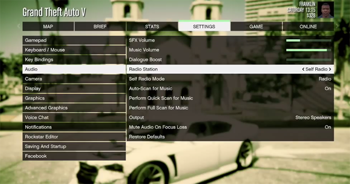 GTA 5 para PC: veja como criar rádios personalizadas nos