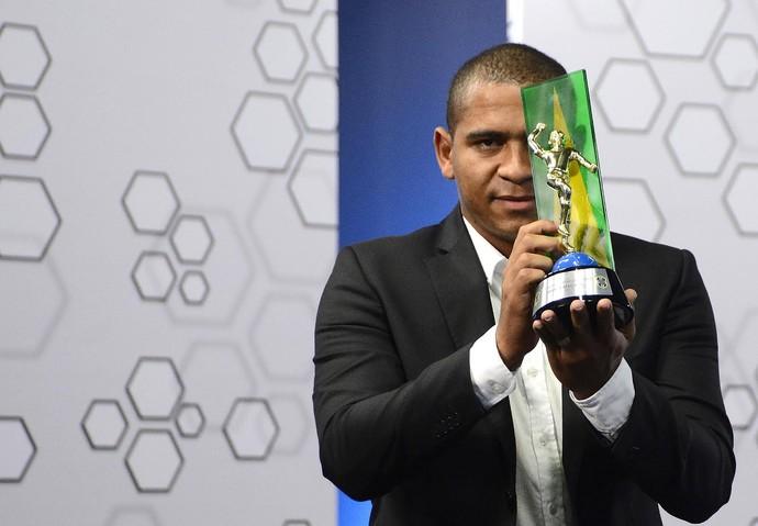 Prêmio Brasileirão 2013, Walter (Foto: Mauro Horita)
