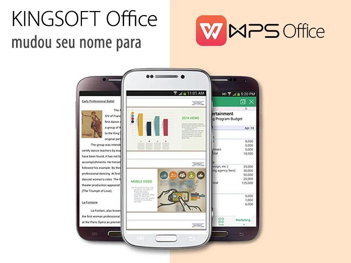 WPS Office é uma alternativa para o Office (Foto: Reprodução/WPS Office)