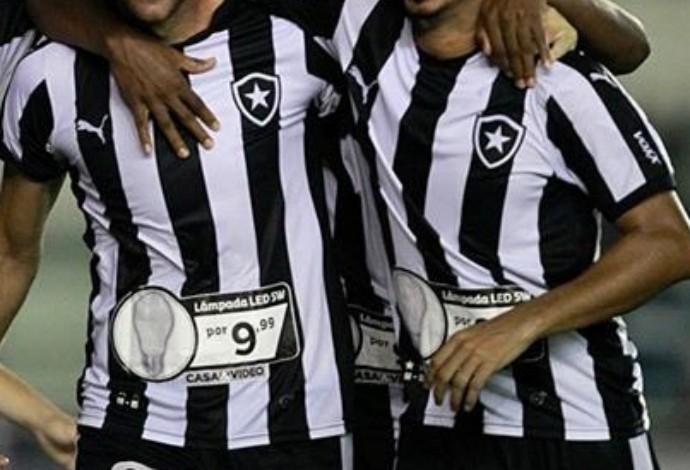 Glorioso - Botafogo (Foto  Reprodução Twitter) Patrocínio ... ae13674fdc3f2
