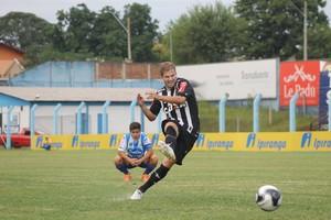Atacante João Figueiredo foi cedido pelo Atlético (Foto: Assessoria P2/Divulgação)