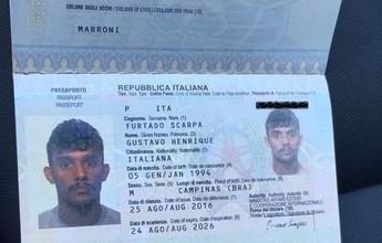Scarpa recebe o passaporte italiano, mas Flu não cogita saída no momento