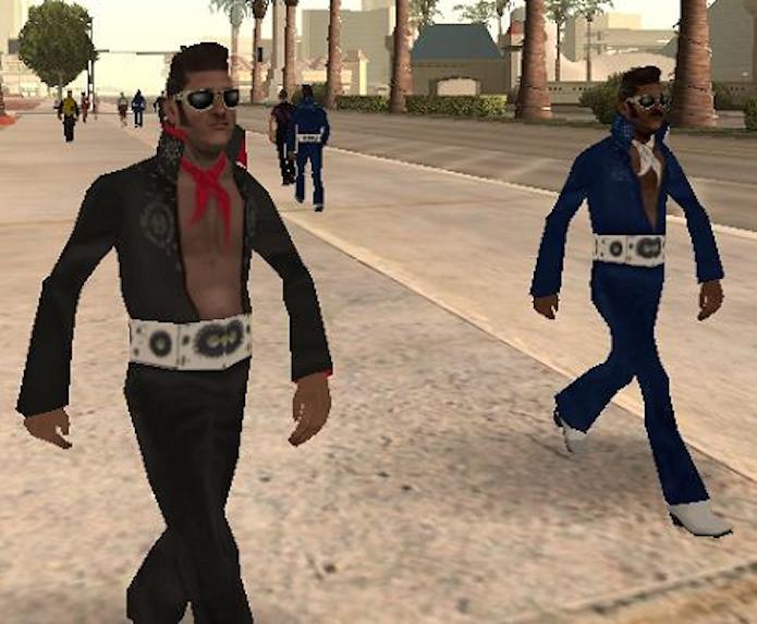 GTA: confira os códigos mais bizarros dos games da série (Foto: Reprodução)