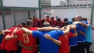 O Sport venceu o Galorote por 2 a 1, na Arena Galorote  (Foto: Divulgação)