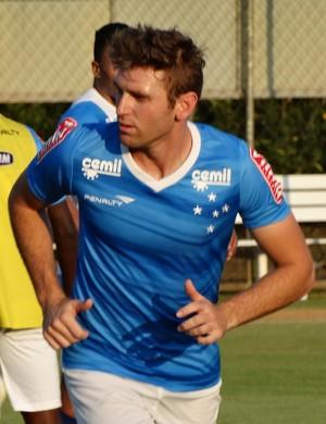 Fabiano lateral Cruzeiro (Foto: Lucas Borges)