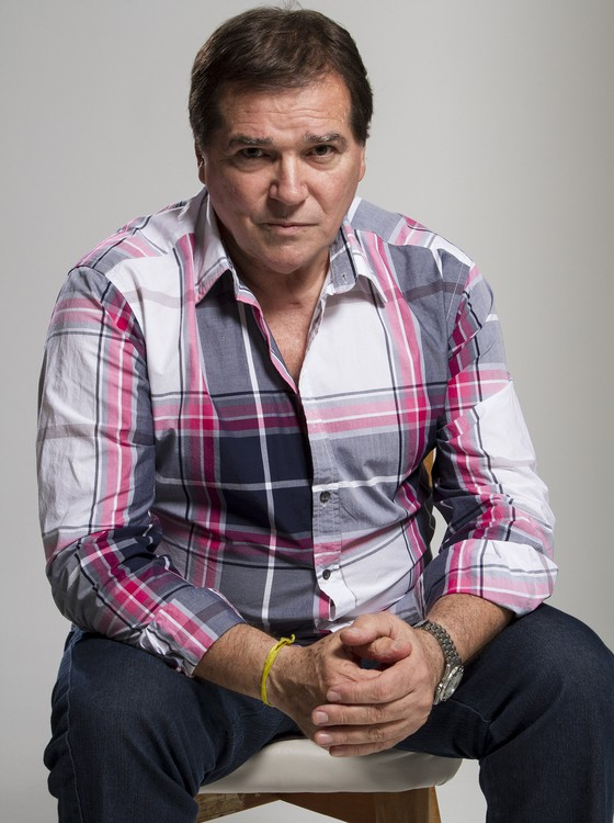 O cantor Jerry Adriani está internado no hospital  Vitória, na Barra da Tijuca, zona oste do Rio (Foto: Divulgação)