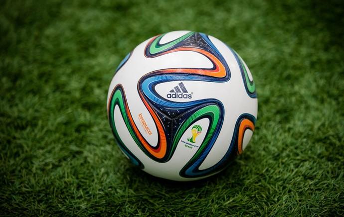 58f563797f23c Bola brazuca Copa do Mundo (Foto  Divulgação)