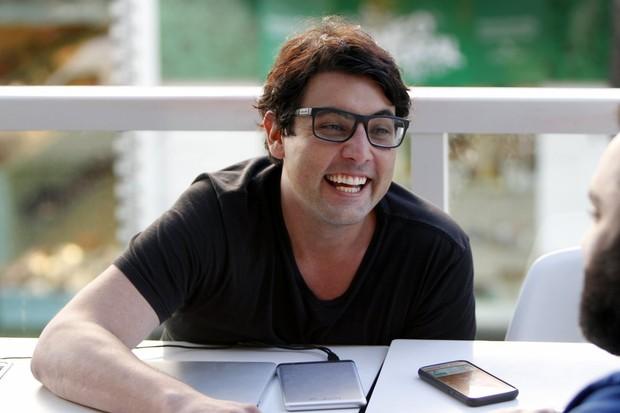 Bruno de Luca (Foto: Marcos Ferreira /Brazil News)