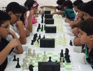 Festival de Xadrez tem o intuito de revelar novos talentos (Foto: Femax/Divulgação)