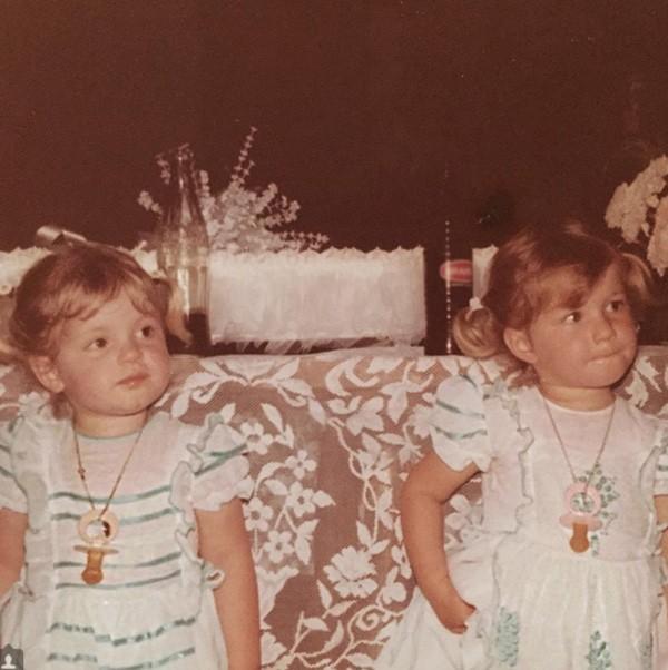 Patricia e a irmã, a top Gisele Bundchen (Foto: Reprodução/Instagram)