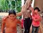 Andréa de Andrade e o filho fazem dieta juntos e perdem quatro quilos