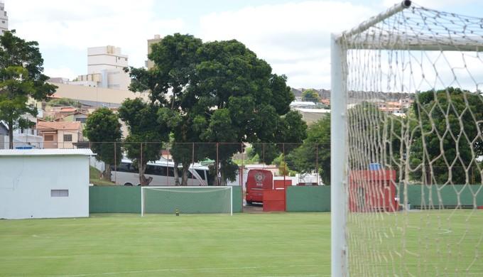 CT da Rua Paraná, Boa Esporte (Foto: Régis Melo)