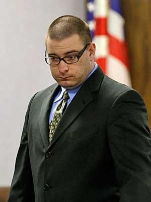 Eddie Ray Routh pegou prisão perpétua. (Foto: LM Otero / Pool / Reuters)