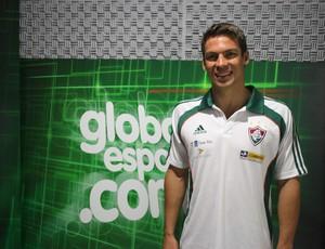 Kaio Márcio, nadador paraibano (Foto: Rammom Monte)