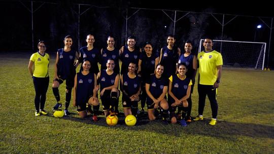 'Programão' mostra mulheres que mandam bem no futebol