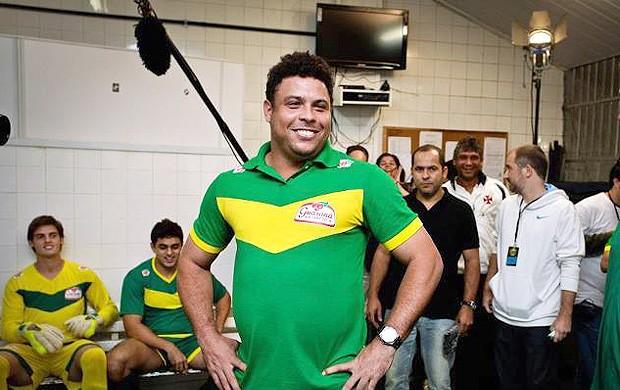 Costa Rica x Seleção de Amigos do Guaraná, ROnaldo (Foto: Reprodução / Facebook)