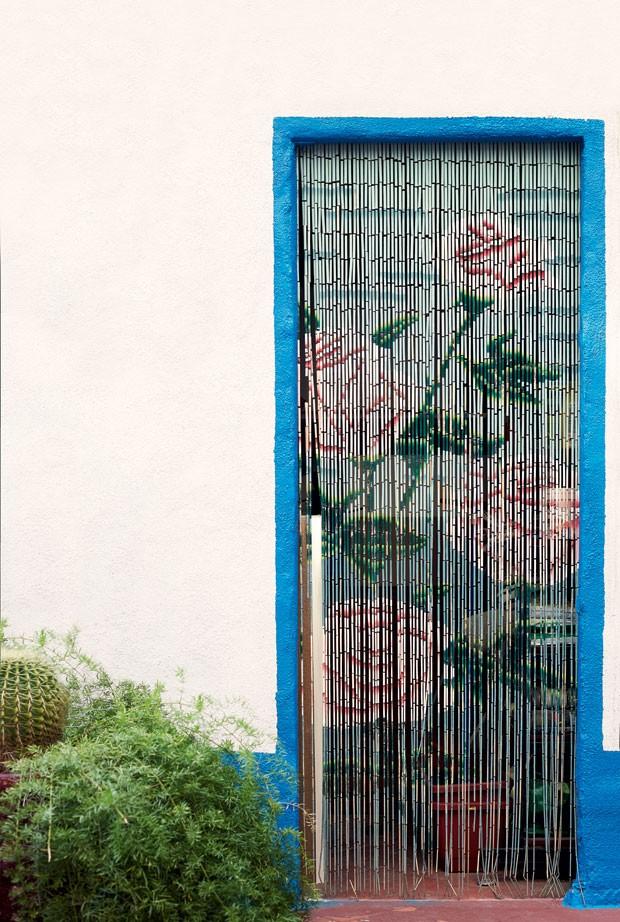 cortina-de-porta (Foto: Fabrizio Cicconi/Living Inside)