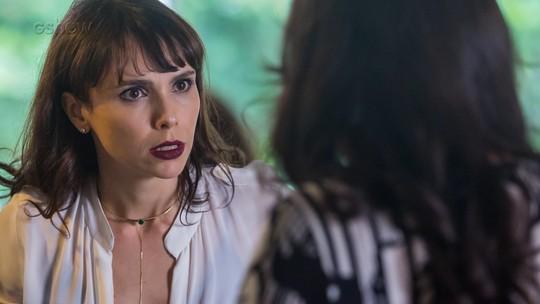 Resumo de 'A Força do Querer': Irene planeja acabar com Otávio Garcia