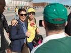 Jornalistas e comentaristas falam do carinho do público durante Olimpíada