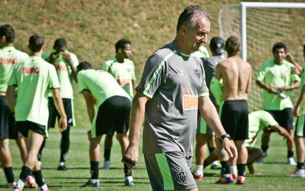 Técnico do Atlético-MG, Dorival Júnior (Foto: Bruno Cantini / Site oficial do Atlético-MG)
