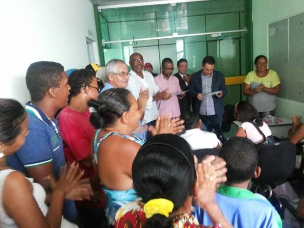 Sedhuc e Incra discutem pauta de reivindicações dos quilombolas (Foto: Sedhuc / Divulgação)
