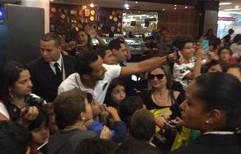 Game over: o dia em que Nenê perdeu para o Rezende... Evil no Rio de Janeiro
